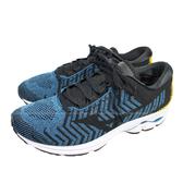 (B1) MIZUNO 美津濃 WAVE RIDER WAVEKNIT 3 男 慢跑鞋 路跑鞋 緩震 針織 橡膠底 J1GC192912 [陽光樂活]