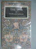 【書寶二手書T6/藝術_GKH】THE 1890s_Holbrook Jackson