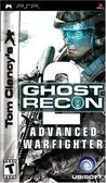 PSP Tom Clancy s Ghost Recon Advanced Warfighter 2 火線獵殺:先進戰士 2(美版代購)