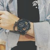 歐美風大錶盤手錶[W203]