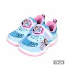 K-SHOES 童鞋 冰雪奇緣2電燈鞋水藍-X04966