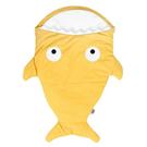 BabyBites 西班牙鯊魚咬一口 嬰兒睡袋(輕量版)星空版-鵝蛋黃[衛立兒生活館]