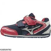 Mizuno Asobi Kids [K1GD193762] 中童鞋 運動 休閒 跑步 發育 保護 美津濃 紅藍