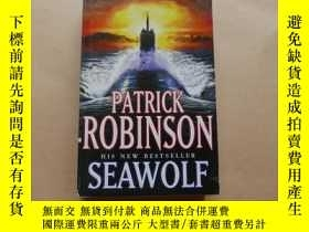 二手書博民逛書店SEAWOLF罕見PATRICK ROBINSONY2931 Patrick Robinson CornerS
