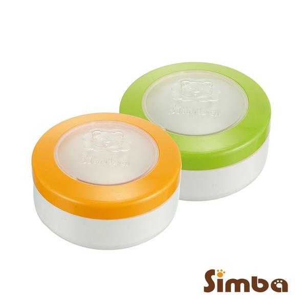 小獅王辛巴 雙層造型粉撲盒