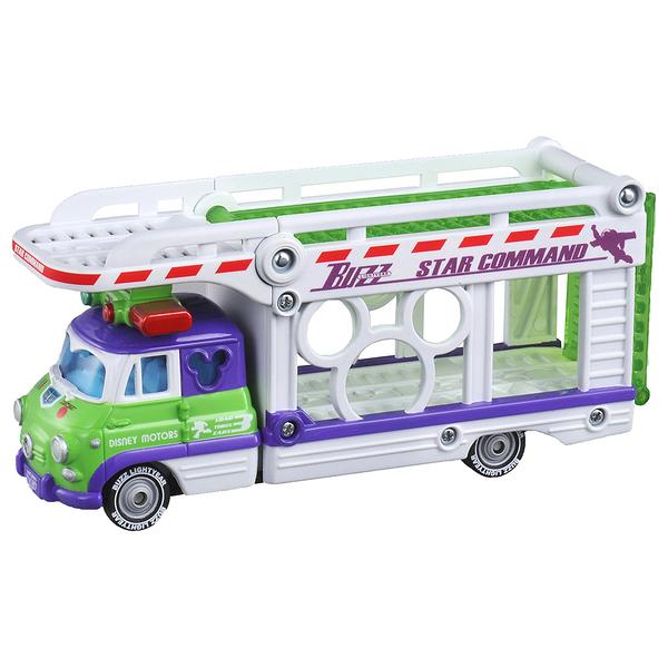 【TOMICA】迪士尼運輸車:巴斯光年(不含小車)