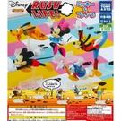 正版 TAKARA TOMY 迪士尼米奇與朋友們奔跑公仔 扭蛋 轉蛋 擺飾 全套5款 COCOS TU002