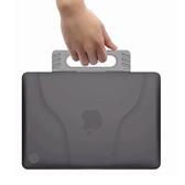 蘋果電腦 電腦保護殼 MacBook 新 Pro 15.4 1707 筆電保護殼 手提 2段支架