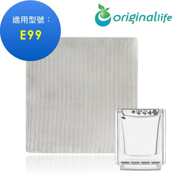 3M空氣清淨機濾網 E99寶寶專用型【Original life】長效可水洗
