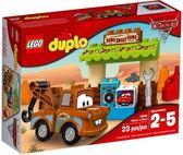 樂高LEGO DUPLO 脫線的車庫 10856 TOYeGO 玩具e哥