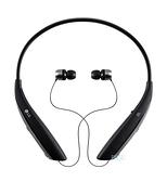 平廣 送袋 LG HBS-820 黑色 藍芽耳機 正台灣公司貨 耳道頸戴自動收線 TONE ULTRA
