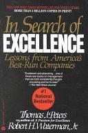 二手書博民逛書店《In Search of Excellence: Lessons from America s Best-run Companies》 R2Y ISBN:0446385077