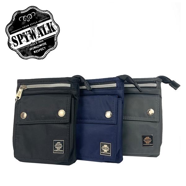 SPYWALK 口袋式腰掛包/斜背包 NO:S6030/S6030-1