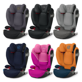 Cybex Solution S-FIX 安全座椅/汽座 (6色可選)【總代理公司貨】