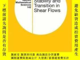 二手書博民逛書店Stability罕見And Transition In Shear FlowsY256260 Schmid,