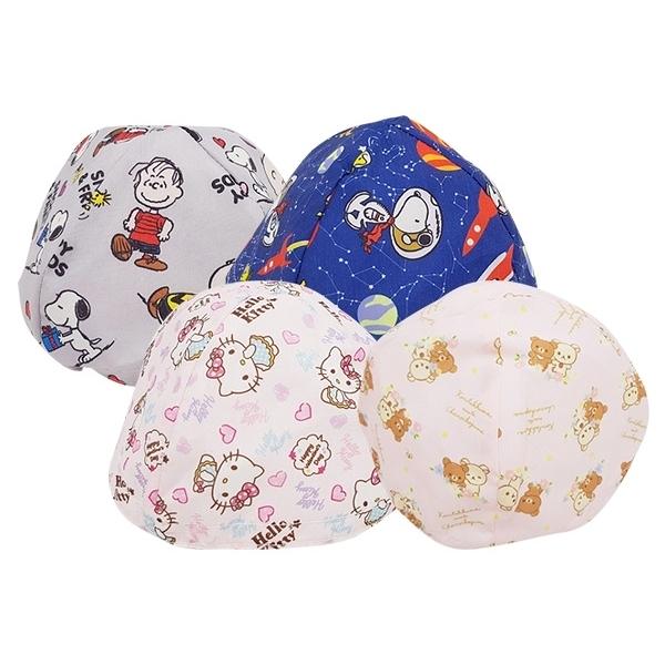 安全帽內襯(1入) 史努比/Hello Kitty/拉拉熊&牛奶妹 款式可選【小三美日】三麗鷗授權