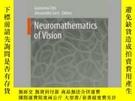 二手書博民逛書店Neuromathematics罕見of VisionY405706 Giovanna Citti ISBN