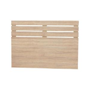 傢俱工場-京采 造型床頭片 雙人5尺雪松