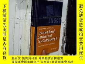 二手書博民逛書店LOCATION罕見BASED SERVICES AND TEL