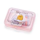 【震撼精品百貨】蛋黃哥Gudetama~ Sanrio 蛋黃哥貼紙組附盒#03766