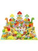 玩具 兒童積木3-6周歲益智男孩1-2歲嬰兒女孩寶寶拼裝歲木制玩具 數碼人生