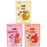 韓國 LUSOL 水果果乾15g/包(水梨/蘋果/草莓)6個月以上適用