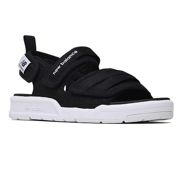 New Balance 3206 D 男鞋 女鞋 涼鞋 休閒 韓版 魔鬼氈 輕量 黑【運動世界】SDL3206B