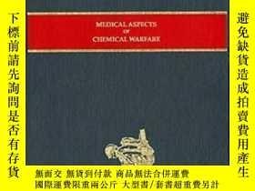 二手書博民逛書店Medical罕見Aspects Of Chemical Warfare (textbooks Of Milita