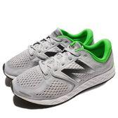 New Balance 慢跑鞋 MZANTHS3 2E 灰 綠 運動鞋 避震跑鞋 男鞋【PUMP306】 MZANTHS32E