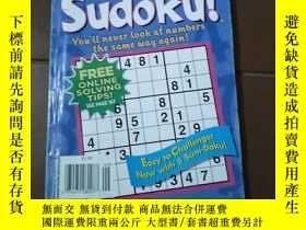 二手書博民逛書店TOTALLY罕見SUDOKU !Y22128 TOTALLY