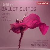 【停看聽音響唱片】【SACD】德利伯:芭蕾舞組曲 尼米.賈維 指揮 皇家蘇格蘭國家管弦樂團