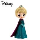 【日本正版】Q posket 艾莎 禮服版 公仔 模型 冰雪奇緣 Elsa 迪士尼 萬普 Banpresto 356519 356526