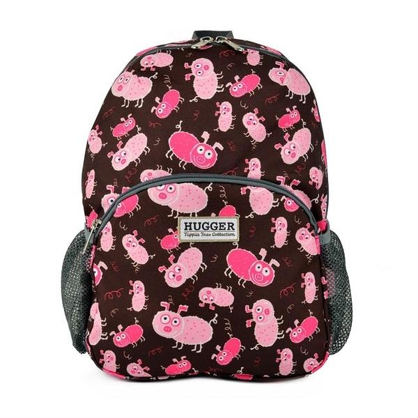 英國 Hugger 時尚孩童背包/兒童背包-膽小豬
