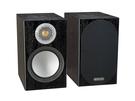 新竹推薦 名展音響 英國Monitor Audio  銀Silver 50 書架型喇叭 木紋版