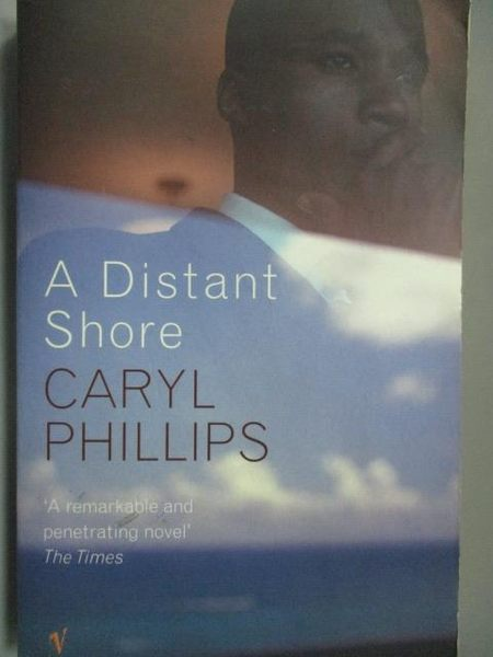 【書寶二手書T7/原文小說_MOP】A Distant Shore_Caryl Phillips