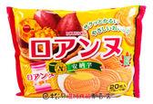 《松貝》北日本紅薯安納芋法蘭酥20枚142g【4901360326556】  bc74