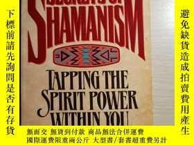 二手書博民逛書店Secrets罕見of Shamanism: Tapping t