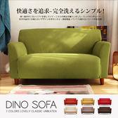 沙發 雙人沙發/布沙發 Dino狄諾雙人舒適沙發/可拆洗(7色)【H&D DESIGN 】