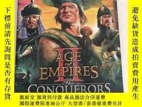 二手書博民逛書店Microsoft罕見Age of Empires IIY234