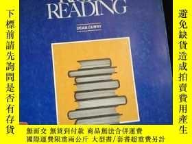 二手書博民逛書店RIGHT罕見READING DEAN CURRYY16149