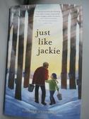 【書寶二手書T7/原文小說_HPO】Just Like Jackie_Stoddard, Lindsey