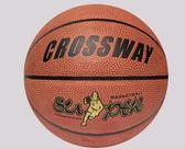 籃球700翻毛ZK朝纖牛皮質感大顆粒室內外通用耐磨   花間公主
