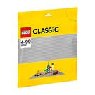 LEGO樂高 灰色底板_LG10701