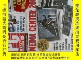 二手書博民逛書店PC罕見Magazine 2004年11月16日 英文個人電腦雜誌 可用樣板間道具雜誌Y14610