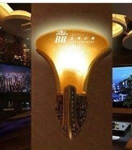 設計師美術精品館壁燈工程歐式高檔優雅簡約壁燈燈客廳臥室走廊百搭風格鏡前水晶壁