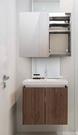 【麗室衛浴】不銹鋼鏡櫃 PHJ008 滑軌款  尺寸:460*660*120mm  有分左移門及右移門
