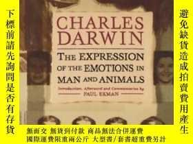二手書博民逛書店The罕見Expression Of The Emotions In Man And AnimalsY3641