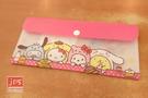 Hello Kitty 凱蒂貓 L3 PP資料袋 狗狗 桃
