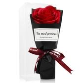 O'Pretty 歐沛媞 浪漫玫瑰香皂花束-艷紅(17cm)[附外盒]-婚禮宴客適用