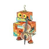 DIY八音盒 -大提琴詩人
